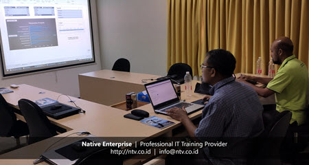 Excel Advanced Training with Medco E&P Natuna Ltd-Native Enterprise