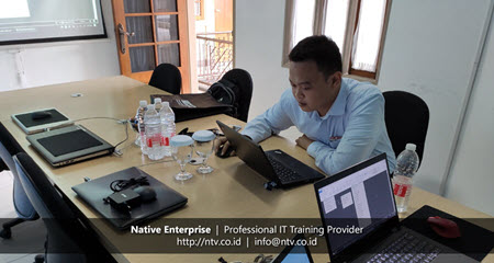 Excel Dashboards and Reports Training with Bank Indonesia-Native Enterprise