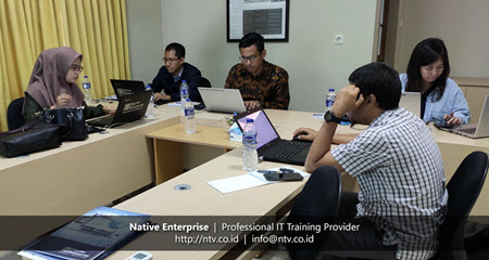 Power BI for Business Users Training with PLN Pusertif & Repsol Indonesia-Native Enterprise