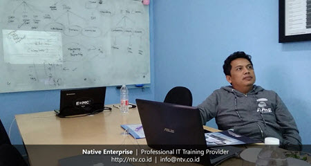 IT Risk Management Training with PT Kompas Media Nusantara-Native Enterprise