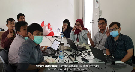 Inhouse Training IT Project Management-Mitsubishi Motors Krama Yudha Indonesia-Native Enterprise