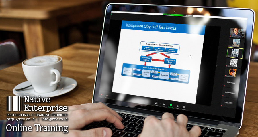 IT Service Management Fundamentals Online Training bersama PT Transportasi Jakarta-Native Enterprise